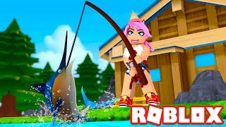 I GET THE RAREEST FISH ? Fishing Simulator ROBLOX