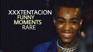 XXXTENTACION funny moments [RARE]