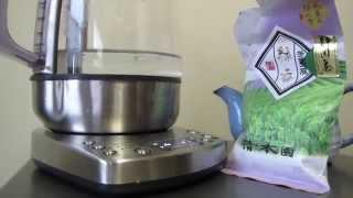 Tea Making : 日本茶 (japanese Tea)