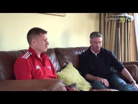 Wayne Corden Interview