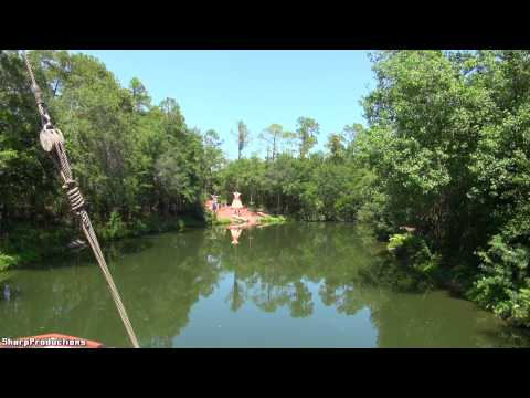 Liberty Square Riverboat at Disney World's Magic Kingdom