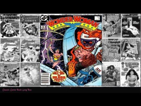 "Wonder Woman: vol 2 #02, ""A Fire In The Sky!"""