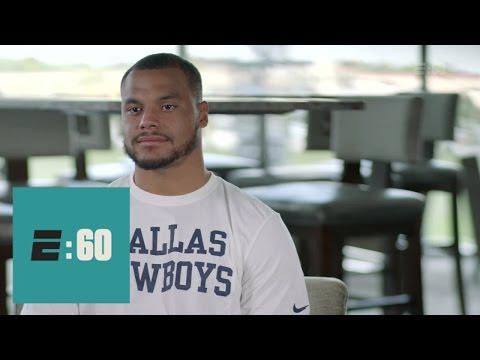Dak Prescott's Focus Won't Change Without Romo On Cowboys | E:60 | ESPN Stories
