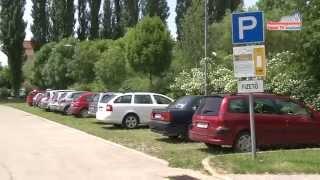 Változott a parkolás a magyaróvári belvárosban