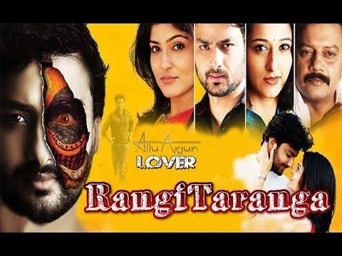 RangiTaranga (2019) New Hindi Dubbed South Indian Full Movie | New South Hindi Dubbed Movie