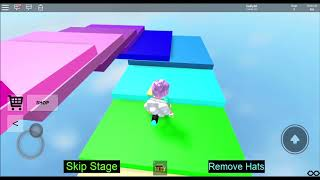 Roblox-Hadly301-The Really Easy Obby!
