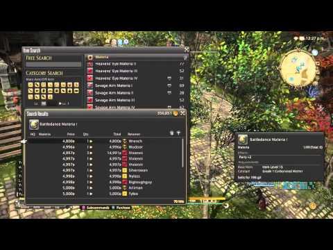 Ff14 adding materia slots : Online Casino Portal