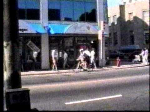 YTV News - Halifax skatepark - early 90s