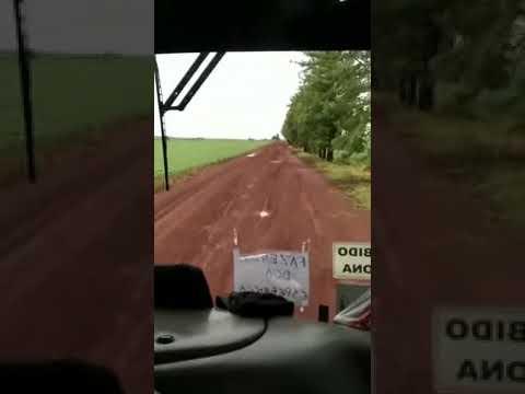 🚍 Transporte Escolar em área rural de Campo Mourão