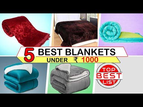 5 Best Blankets