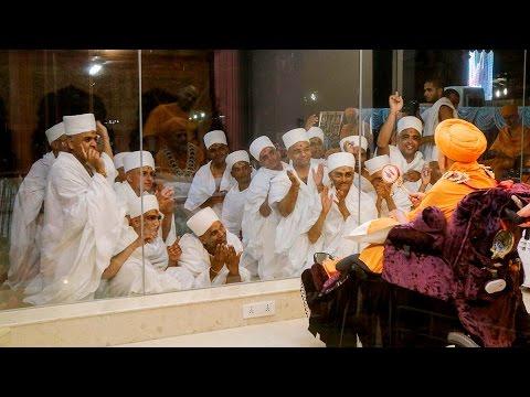 Parshad Diksha Ceremony - Guruhari Darshan 4 May 2016, Sarangpur, India
