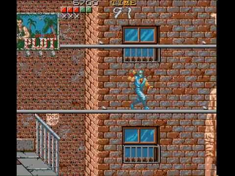 Shadow Warriors Longplay (Amiga) [50 FPS]