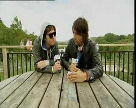Ali Love Interview - Bestival '06