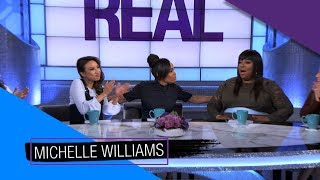 Friday on 'The Real': Michelle Williams