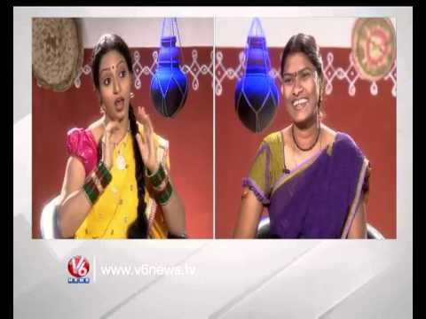 Teenmaar Racha Ramulamma Interview With Folk Singer Vijaya || V6 News