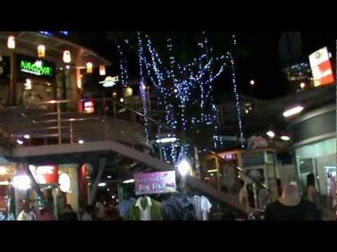 Shopping centre near bangkok airport