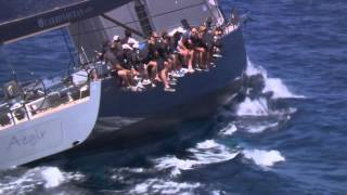 2013 Loro Piana Superyacht Regatta, Registraion and Days 1-3. Fantastic!