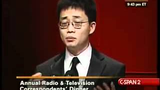 Chinese Scientist Who Makes Americans Laugh