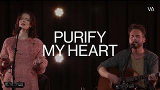 Purify My Heart - Jeremy Riddle | Vineyard Anaheim Worship Moment