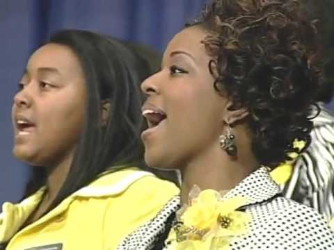 COGIC WIC Choir - Holy Spirit Breathe on Me