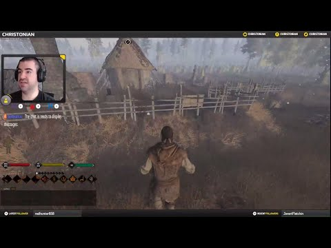 Let's Play Life Is Feudal MMO - Roleplaying Server - Ep 2 Running, Exploring, Hunting, Killing