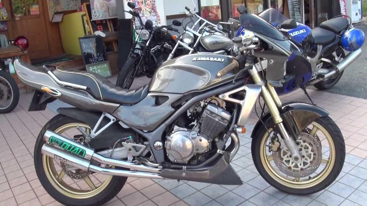 RPM Racing DUAL BALIUS カスタムマシーン Balius Kawasaki カワサキ・バリオス