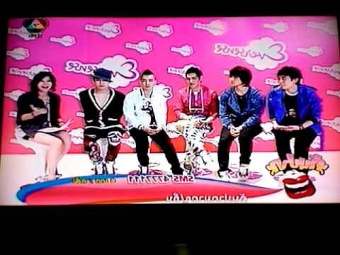 270410 Big Bang interview (Kun Park)