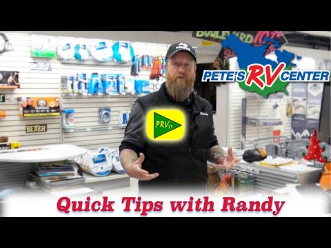 basic-camping-essentials-|-pete's-rv-quick-tips