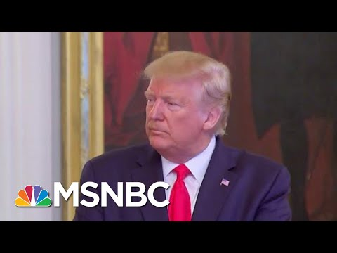 White House Refuses To Cooperate With Impeachment Probe | Velshi & Ruhle | MSNBC