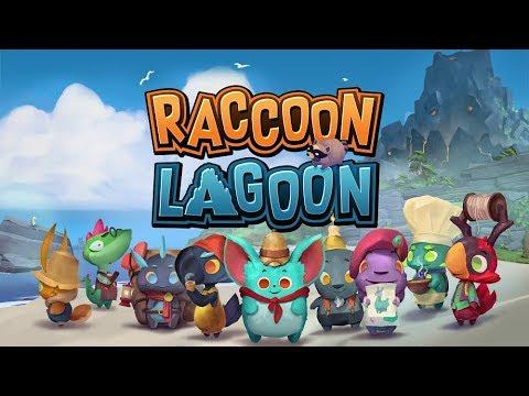 Raccoon Lagoon Livestream: Animal Crossing Meets Stardew