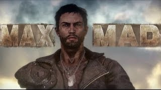 Mad Max - 2014 Gameplay (Trailer)