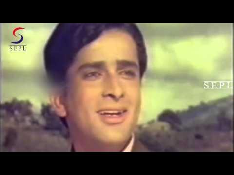 Zikr Hota Hai Jab Qayamat Ka - Mukesh  - Shashi Kapoor, Sharmila Tagore