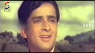 Zikr Hota Hai Jab Qayamat Ka - Mukesh - MY LOVE - Shashi Kapoor, Sharmila Tagore
