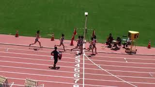 女子3000m 決 勝 5月19日 1着 9:39.14 [1209] 二川 彩香 (3) 水城 / 茨 ...