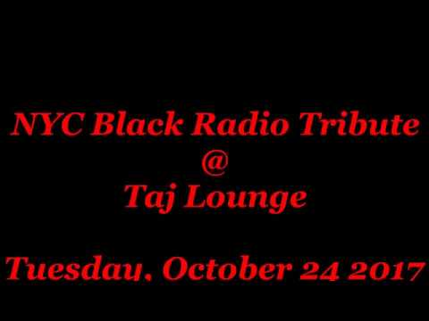 Tribute to African-American Radio in NYC - October 24, 2017