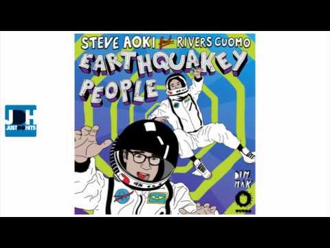 Steve Aoki ft Rivers Cuomo - Earthquakey People (The Sequel) (Original Mix)