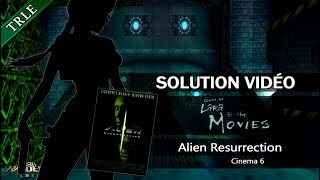 [TRLE] Lara At The Movies (2004) - #25 - Cinema 6 : Alien Resurrection