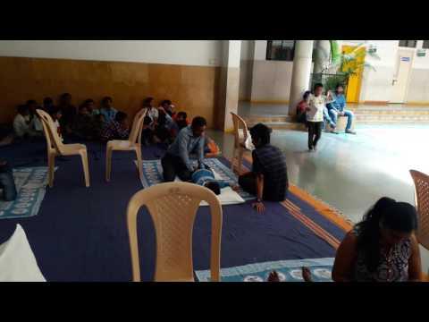 Neurotherepy camp in fr.agnel wellness ashram (pune)