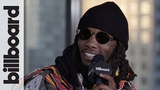 Offset Talks 'Father of 4,' Working With J. Cole, His Relationship With Cardi B & More | Billboard