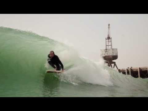 Brilliant Corners Mauritania : Sahara Sea Surf Trailer