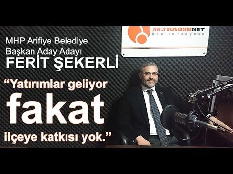 Ferit ŞEKERLİ ile Röportaj