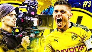 Fifa 20 Cinematic Dortmund Career Mode #3   Rashica Is Incredible!!