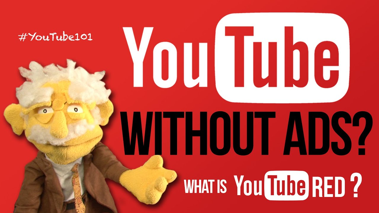 youtube without ads youtube red youtubes new