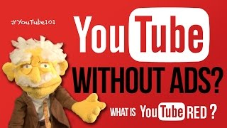 Youtube Without Ads - Youtube Red - Youtube's new subscription service. thumbnail