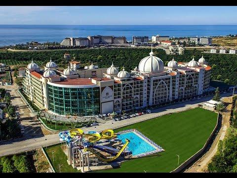 Alan Xafira Deluxe Resort Alanya Tatilvitrini Com Youtube