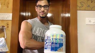 EVL stacked whey   honest review