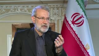 🇸🇦 🇮🇷لاريجاني: نرحب بما نقل عن محمد بن سلمان من أنه يريد الحوار مع إيران بهدف حل الخلافات سلميا