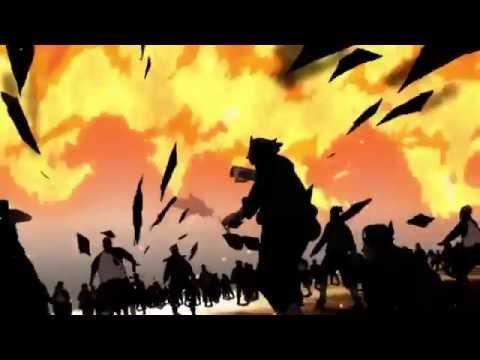 Naruto Shippuden AMV Manafest Impossible720p HD •MoleskiLPi•
