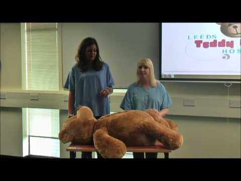 Teddy Bear Hospital Leeds - Surgery Station