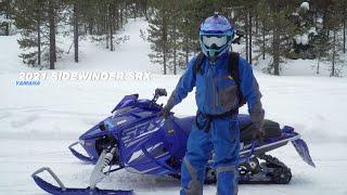 2021 Yamaha Sidewinder SRX